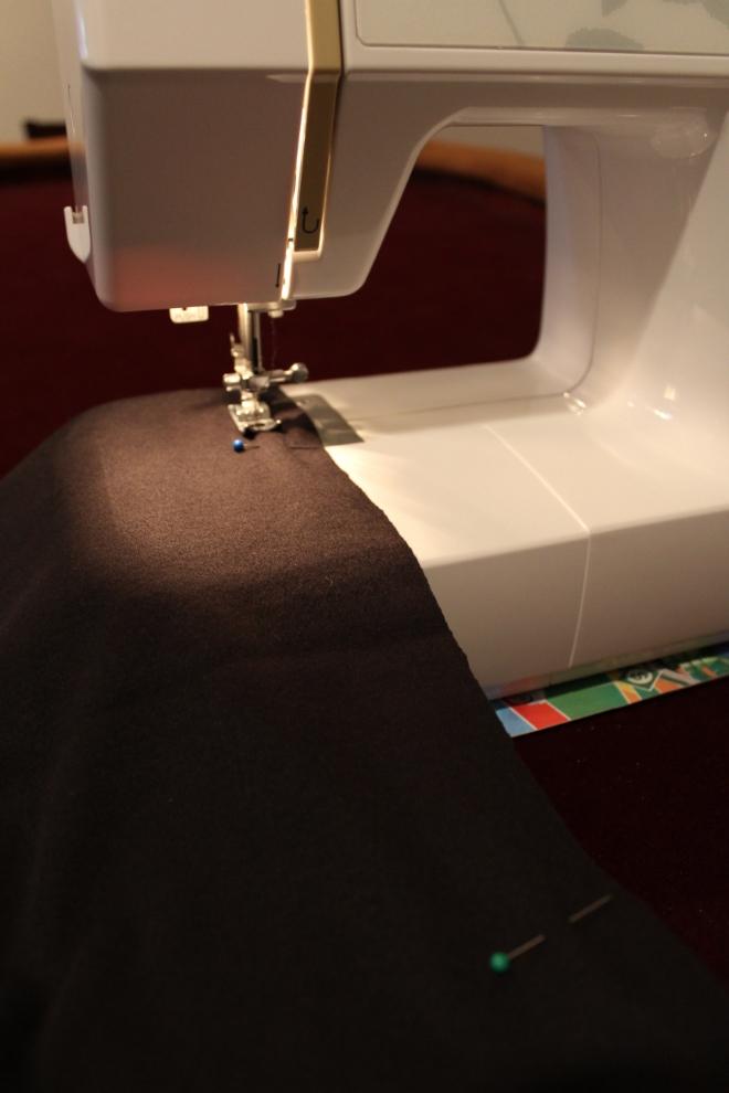 Maxi skirt3